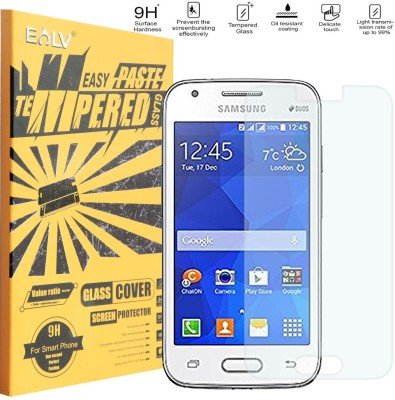 E LV Tempered Glass Guard for Samsung Galaxy S Duos 3