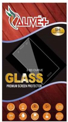 Alive alv168 Tempered Glass for MICROMAX Q 370