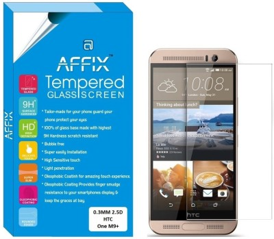 Affix FAG0029 Premium Tempered Glass for HTC One M9+ (5.0