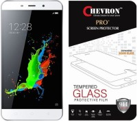 Chevron Tempered Glass Guard for Coolpad Dazen Note 3