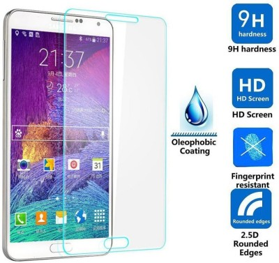Caidea Bright HD-24 Tempered Glass for Samsung Galaxy A-3