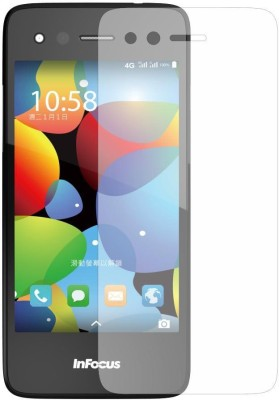 Elecsys S-13 High Quality 2.5D Curved Edge Pack Of 2 Tempered Glass for Infocus M2