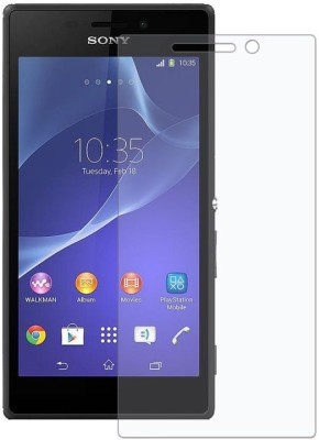 Zsm Retails Sony XP M2 Tempered Glass for Sony Xperia M2