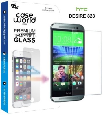 Case World TGHD828 Tempered Glass for HTC Desire 828