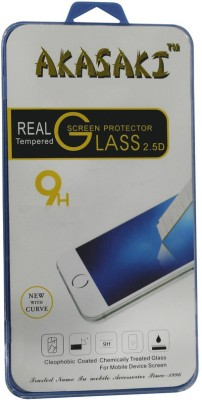 Akasaki 1555 Tempered Glass for Micromax Canvas Gold A300