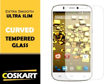 Coskart CT624 Tempered Glass for Micromax Canvas Knight A350