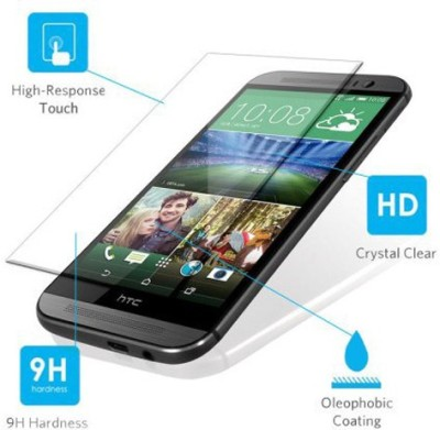 Top & Tough Tempered Glass Guard for Htc Desire 620 / 620G