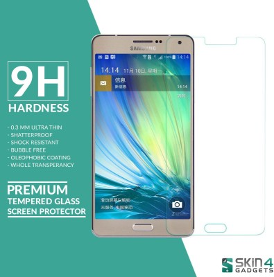 SKIN4GADGETS A7 Tempered Glass for Samsung Galaxy A7