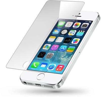 SHOPMAFIA Tempered Glass Guard for Apple iPhone 5, Apple iPhone 5S, Apple iPhone 5C