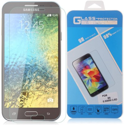 SwiftBud FLPUPD279 Tempered Glass for Samsung Galaxy E5