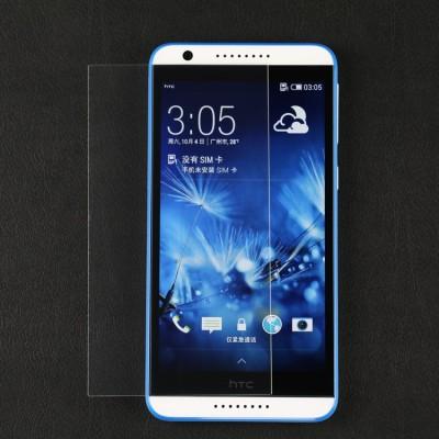 Dealraj dzr826 Tempered Glass for HTC Desire ONE E9 PLUS