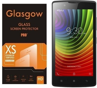 Glasgow XD 24 9H Surface Hardness Tempered Glass for Lenovo A2010