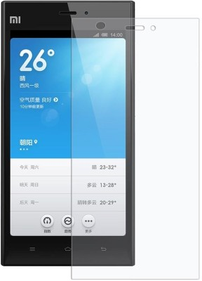 Qawachh Mobility mi 3 Tempered Glass for Xiaomi Mi3