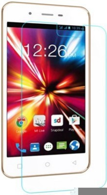 Nkt Shoppers jpr-264 Tempered Glass for Micromax Q380