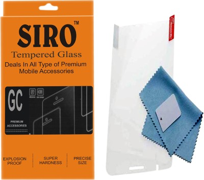 Siro Tempered Glass Guard for HTC One E8