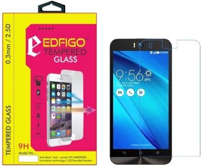 Edfigo Screen Protector Tempered Glass for Asus Zenfone 2 Deluxe (5.5