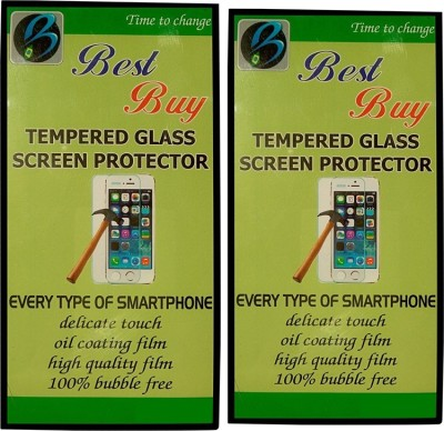 Best Buy TG01 Genuine Product Curve Edge Pack Of 2 Tempered Glass for Lenovo Vibe P1M