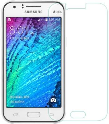 LAXTONS SGJ1TGABC4P1 Tempered Glass for Samsung Galaxy J1 SM-J100F