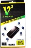 V Square Tempered Glass Guard for Samsun...