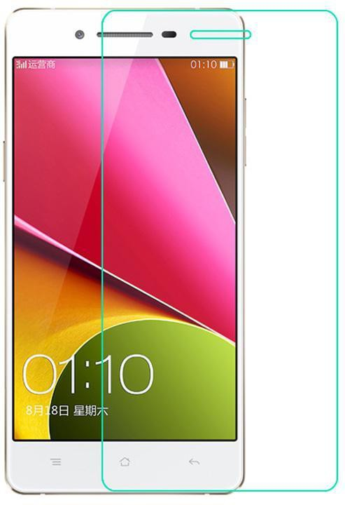 Electromarts Tempered Glass Guard for Oppo Neo 3 R831K