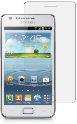 BrainBell CURVE TEMPERED GLASS-28 Tempered Glass for Samsung S2