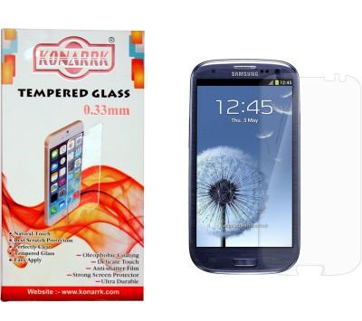 Konarrk Tempered Glass Guard for Samsung Galaxy S3 Mini