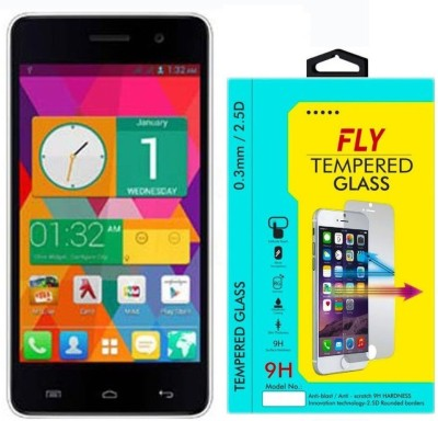 Fly FLY-OILCOATED-A3106UNITE2 Tempered Glass for Micromax A106 Unite 2 (4.7