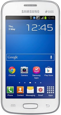 Therstore Tempered Glass Guard for Samsung Galaxy Star Pro