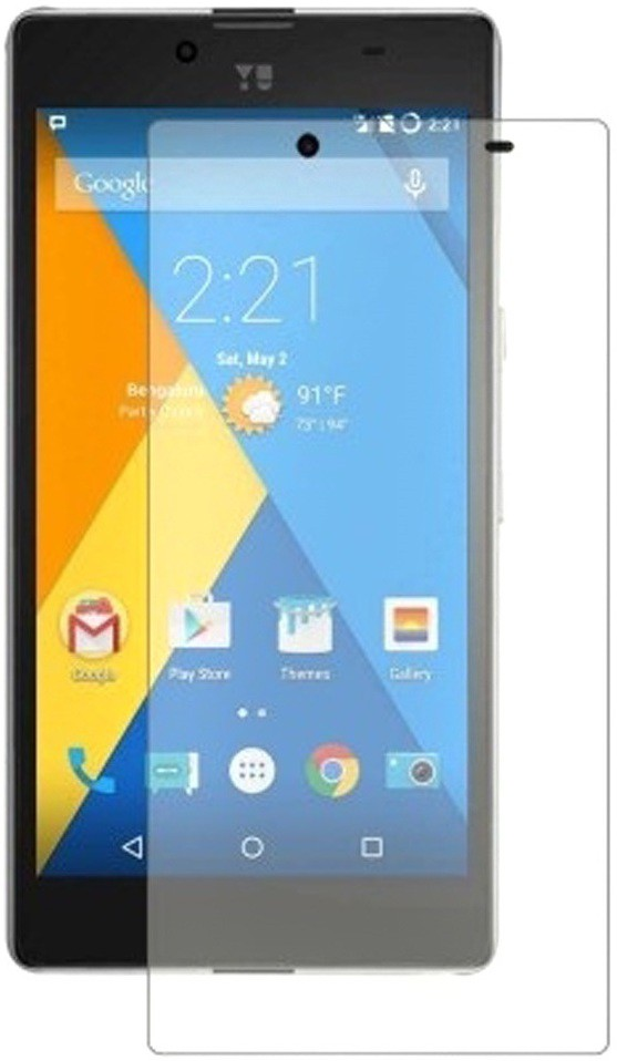 Micdeal Tempered Glass Guard for MICROMAX Bolt D320