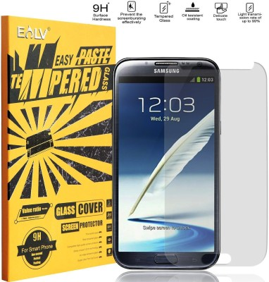 E LV Tempered Glass Guard for Samsung Galaxy Note 2