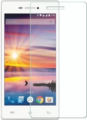 Yuron 129 Tempered Glass for Lava Pixel V1