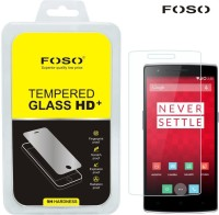Foso Tempered Glass Guard for OnePlus One
