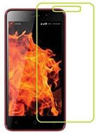 S-Design Tempered Glass Guard for Reliance LYF Flame 2
