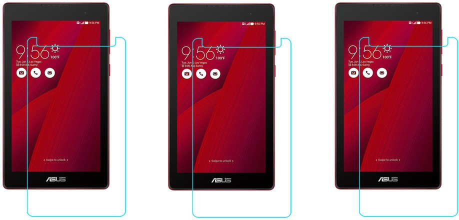 ACM Tempered Glass Guard for Asus Zenpad C 7.0 Z170cg Image