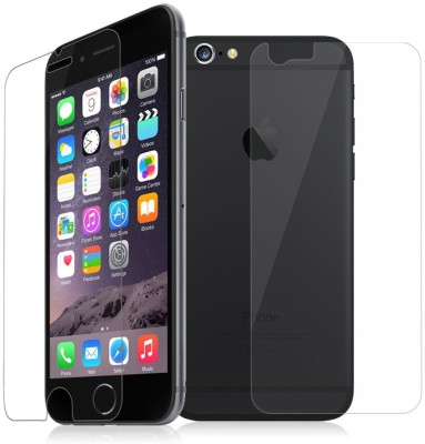 P Poplar l Front Back Full Edge Cover Tempered Glass for Apple iPhone 6s Plus