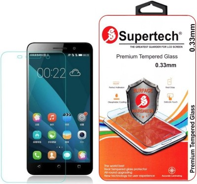 Supertech Tempered Glass Guard for Huawei Honor 4X