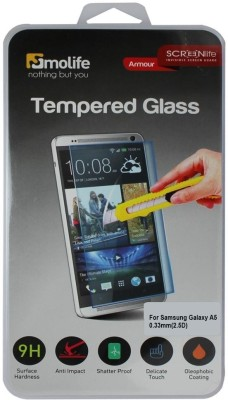 Molife M-SLTG-SMG Mirror Screen Guard for Samsung Galaxy A5