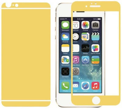 13tech High Quality Golden Colour Temper for Apple iPhone 6S Tempered Glass for Apple Iphone 6S