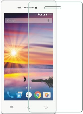 Elecsys Tg02 Hd Clear 9h Hardness Tempered Glass for Lava Flair Z1