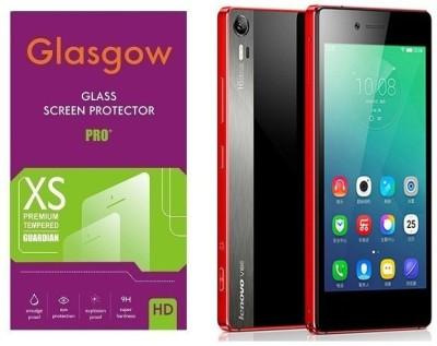 Glasgow XE 84 Precise Cut Tempered Glass for Lenovo Vibe Shot