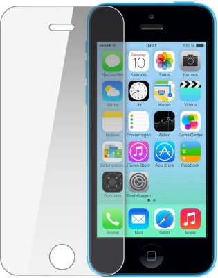 GinniMarketing Tempered Glass Guard for iPhone 5s/5c/5