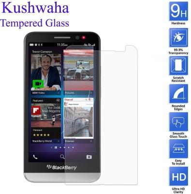 Kushwaha Tempered Glass Guard for Blackberry Z30