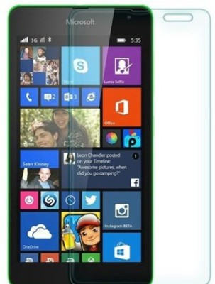 Rudra Traders Microsoft Lumia 1320 Tempered Glass for Microsoft Lumia 1320