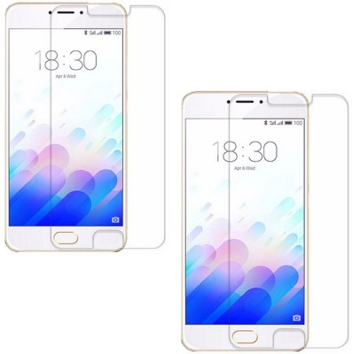 Accezory MZM3NOTETGP2 Tempered Glass for Meizu m3 note