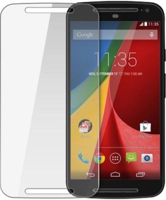 Sudeeksha SS-62 Tempered Glass for Motorola Moto E (2nd Generation)