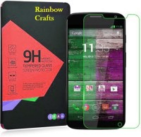 RainbowCrafts Tempered Glass Guard for Panasonic Eluga Icon
