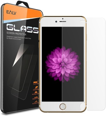 E LV Tempered Glass Guard for Apple iPhone 6 Plus/6s Plus