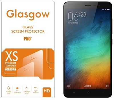Glasgow Ultra Clear HD Tempered Glass for Xiaomi Redmi Note 3