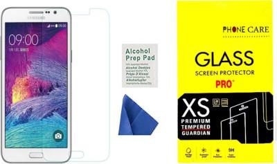 Mobile Shringar Mi4i Tempered Glass for Samsung Galaxy Grand Max