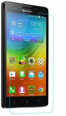 Giftico 27Ultra Thin 0.26mm Explosion-proof 2.5D Curve Edge 9H Tempered Glass for Lenovo A6000
